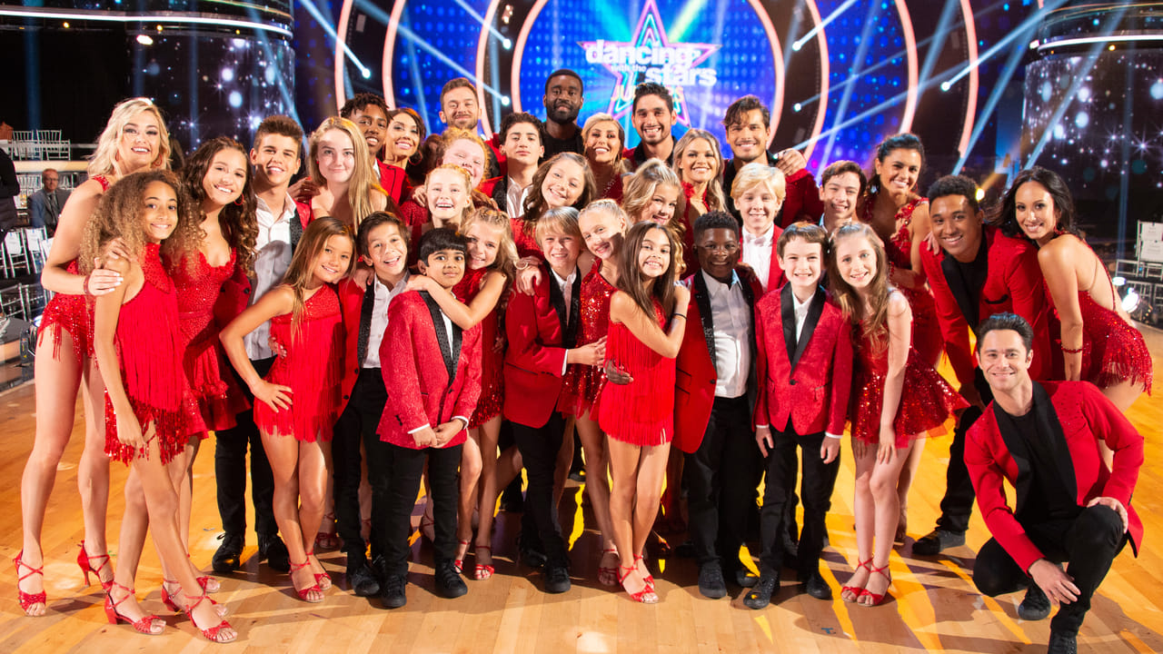 Poster della serie Dancing with the Stars: Juniors