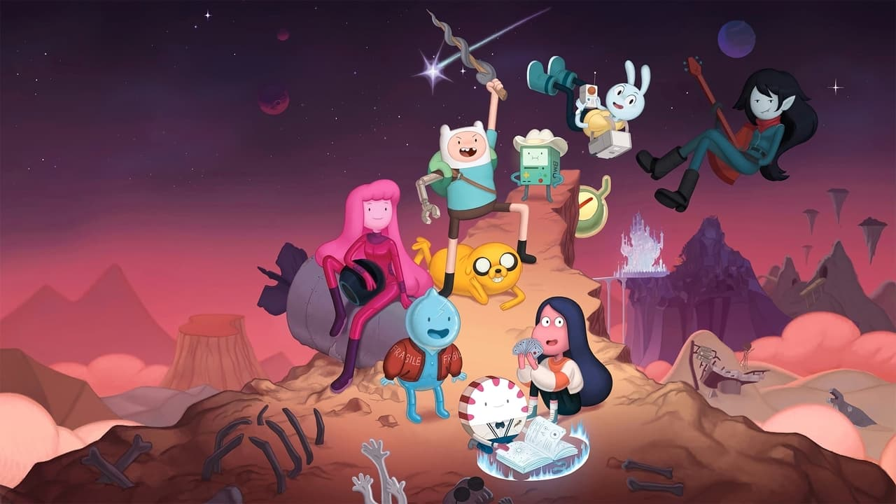 Poster della serie Adventure Time: Distant Lands