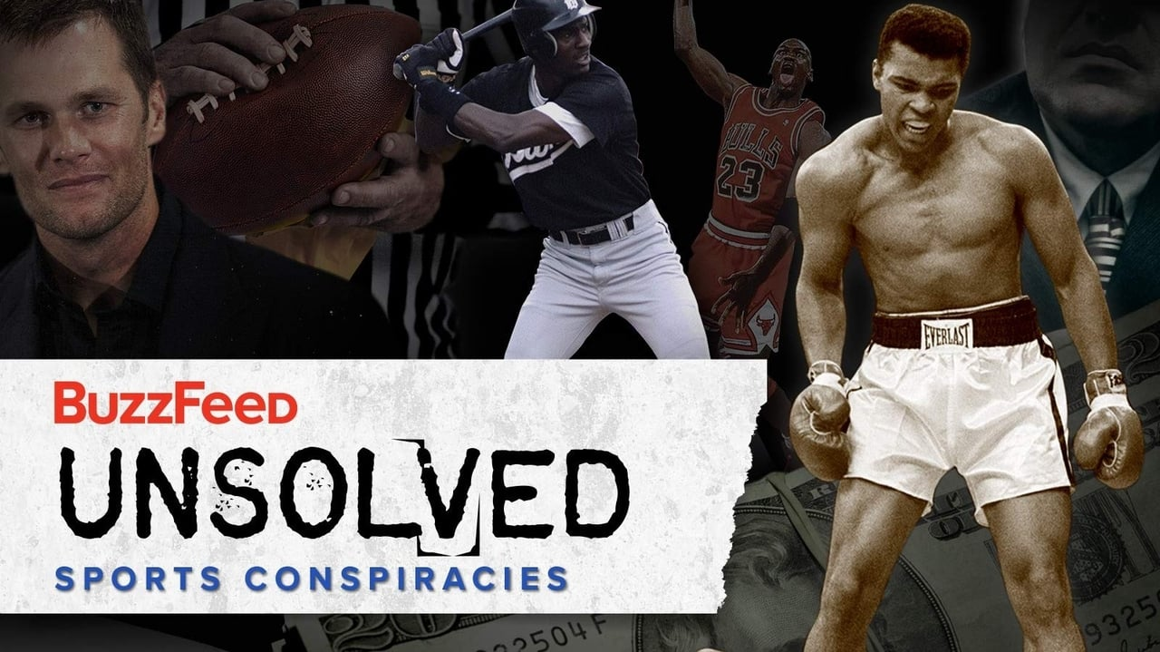 Poster della serie BuzzFeed Unsolved - Sports Conspiracies
