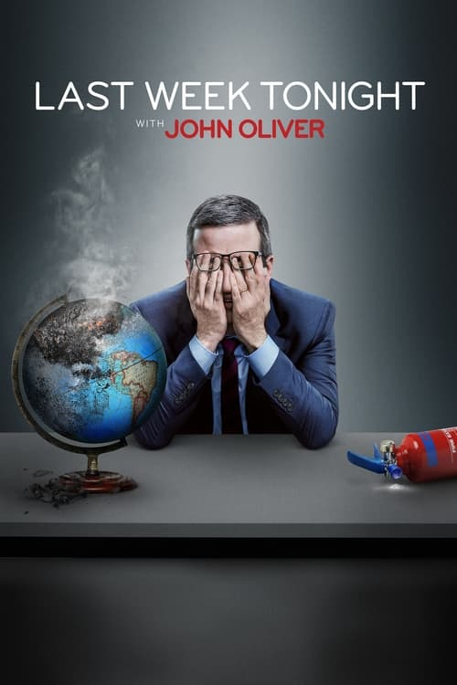 Poster della serie Last Week Tonight with John Oliver