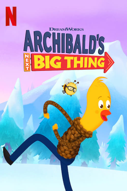 Poster della serie Archibald's Next Big Thing