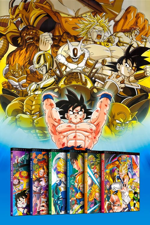 Poster della serie Dragon Ball movies