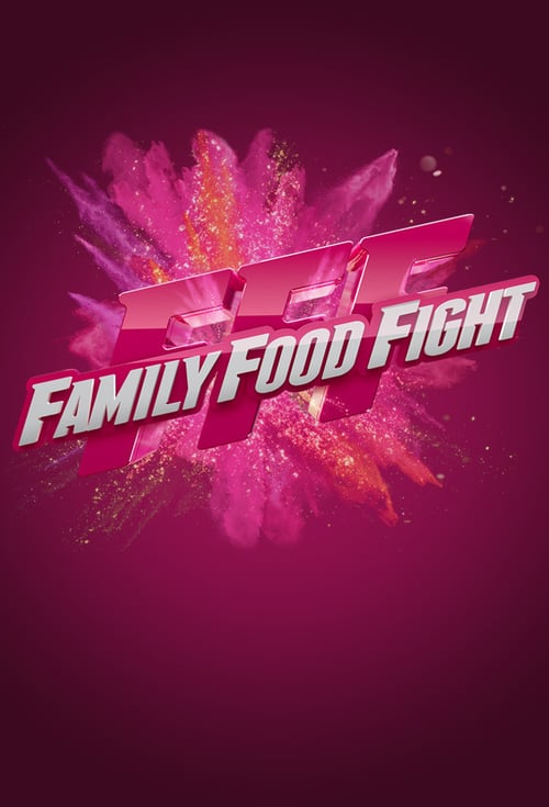 Poster della serie Family Food Fight