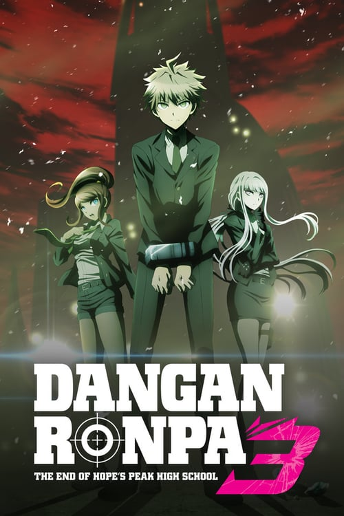 Poster della serie Danganronpa 3: The End of Hope's Peak High Academy