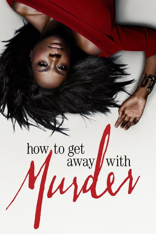 Poster della serie How to Get Away with Murder
