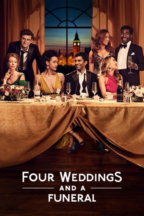 Poster della serie Four Weddings and a Funeral
