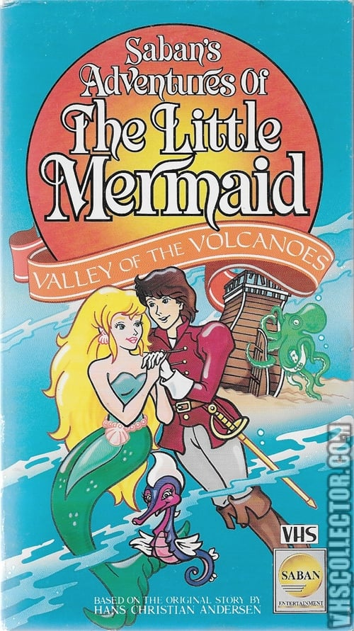 Poster della serie Adventures of the Little Mermaid