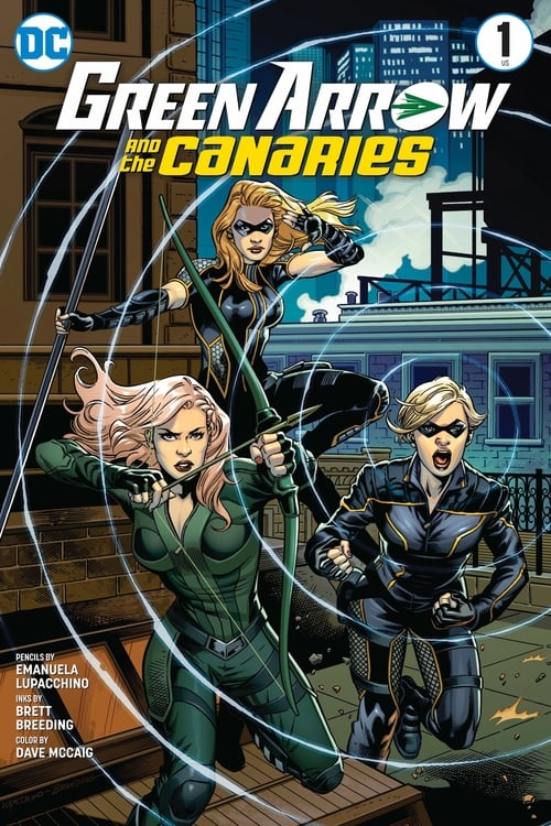 Poster della serie Green Arrow and the Canaries