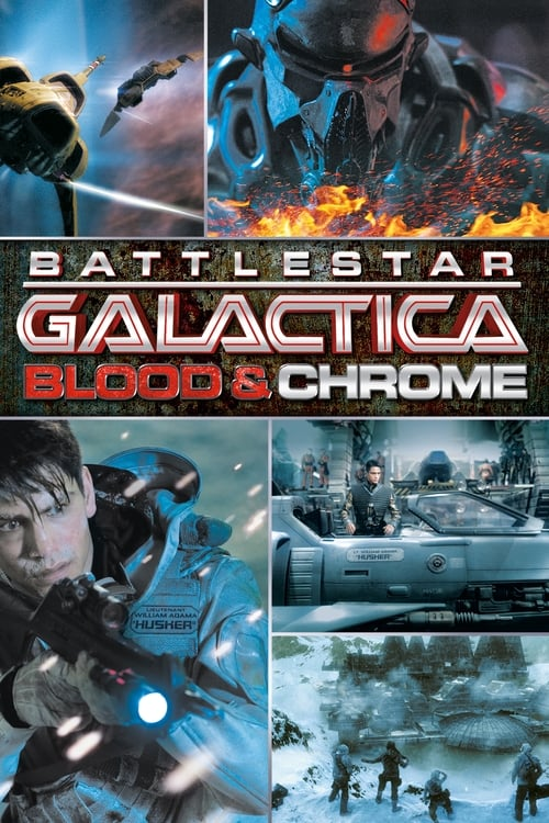Poster della serie Battlestar Galactica: Blood & Chrome