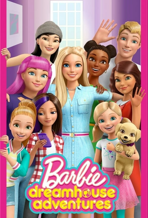 Poster della serie Barbie Dreamhouse Adventures