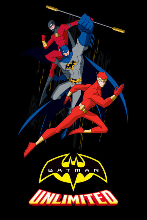 Poster della serie Batman Unlimited