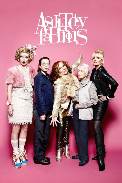 Poster della serie Absolutely Fabulous