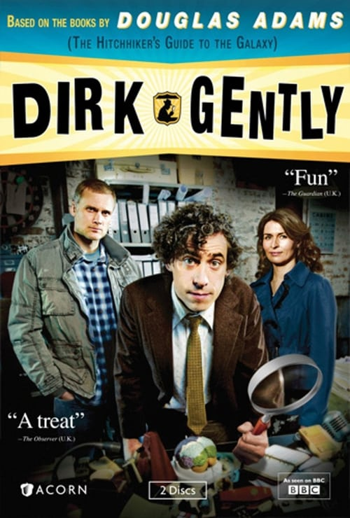 Poster della serie Dirk Gently