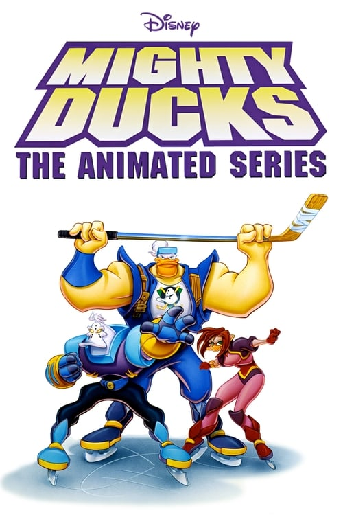 Poster della serie Mighty Ducks: The Animated Series
