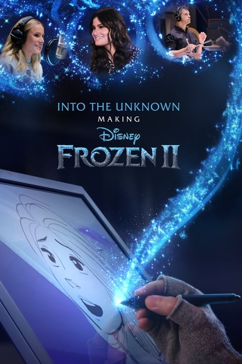 Poster della serie Into the Unknown: Making Frozen II