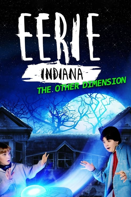 Poster della serie Eerie, Indiana: The Other Dimension
