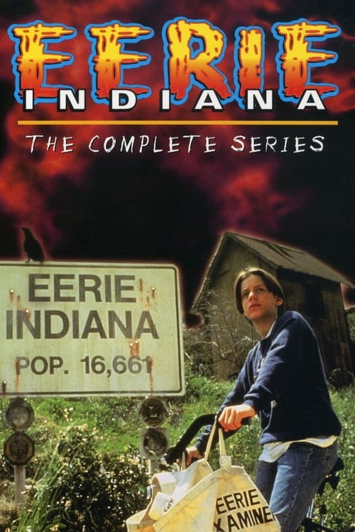 Poster della serie Eerie, Indiana