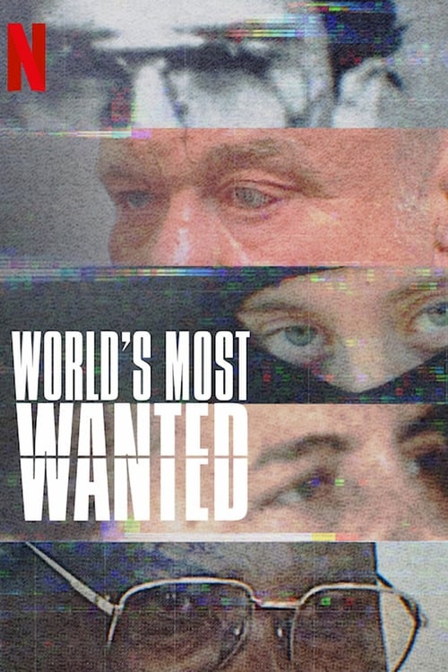 Poster della serie World's Most Wanted