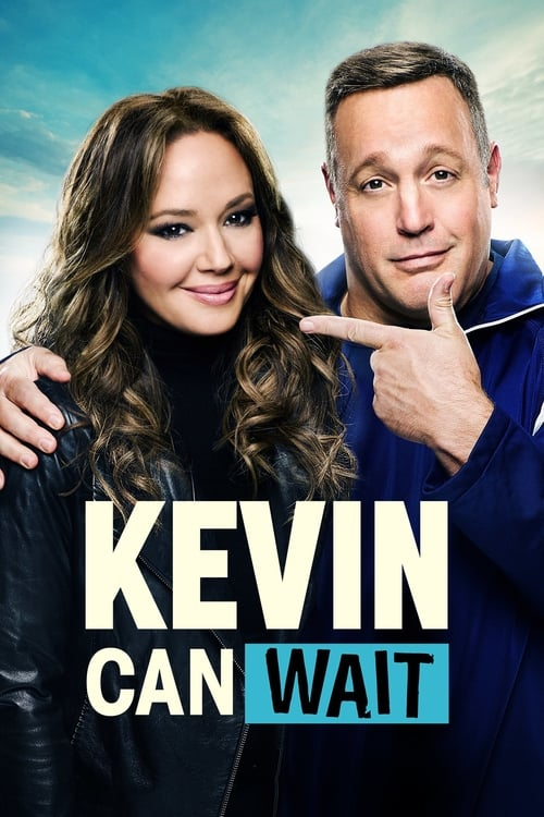 Poster della serie Kevin Can Wait