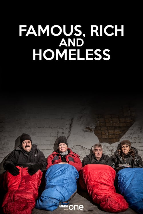 Poster della serie Famous, Rich and Homeless