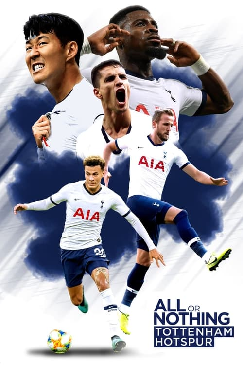 Poster della serie All or Nothing: Tottenham Hotspur