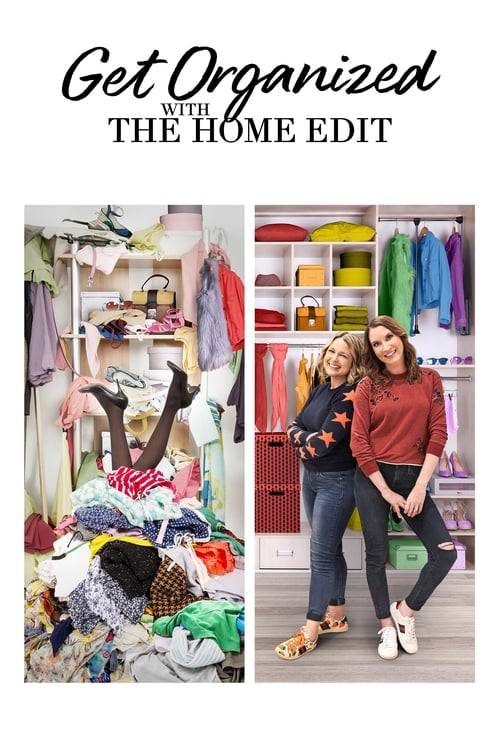 Poster della serie Get Organized with The Home Edit