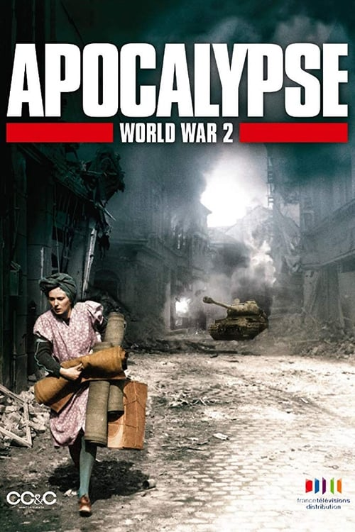 Poster della serie Apocalypse: The Second World War