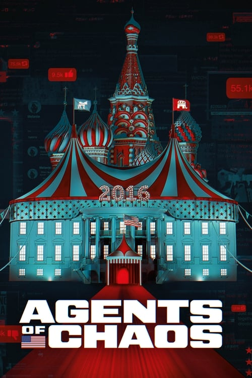 Poster della serie Agents of Chaos