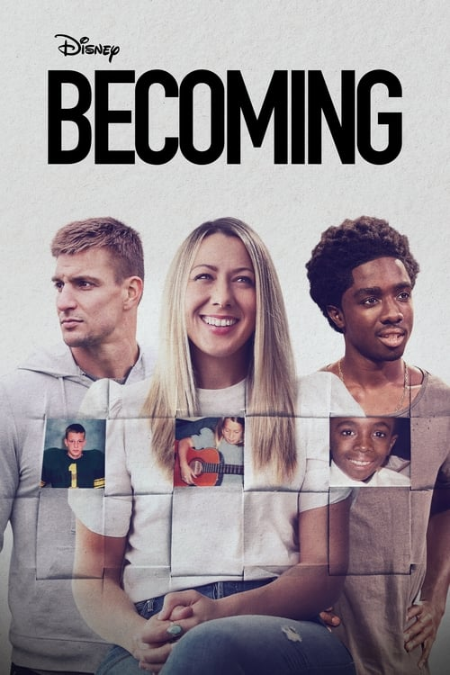 Poster della serie Becoming