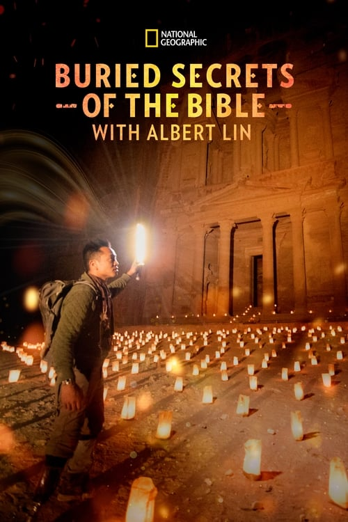 Poster della serie Buried Secrets of The Bible With Albert Lin