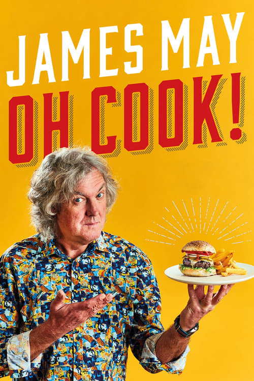 Poster della serie James May: Oh Cook!