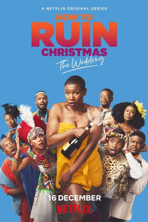Poster della serie How To Ruin Christmas: The Wedding