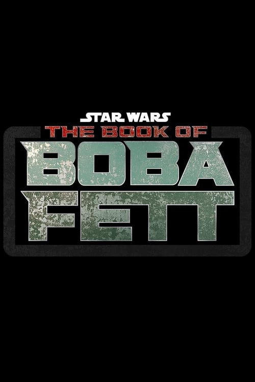 Poster della serie The Book of Boba Fett