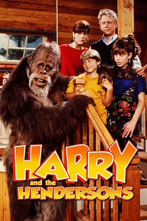 Poster della serie Harry and the Hendersons