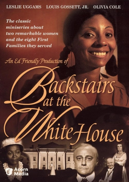 Poster della serie Backstairs at the White House
