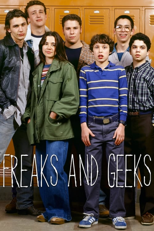 Poster della serie Freaks and Geeks