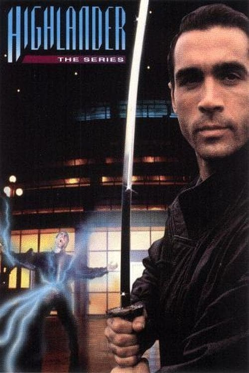 Poster della serie Highlander: The Series