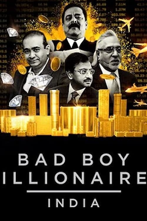 Poster della serie Bad Boy Billionaires: India