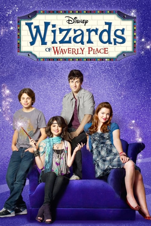 Poster della serie Wizards of Waverly Place