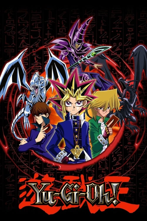 Poster della serie Yu-Gi-Oh! Duel Monsters