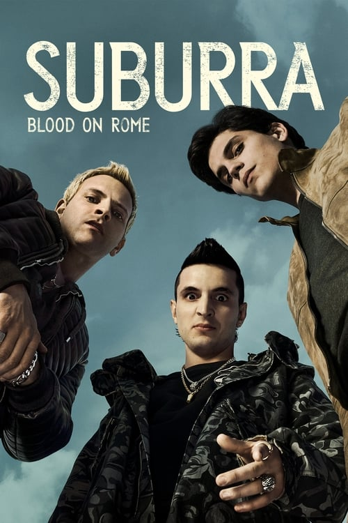 Poster della serie Suburra: Blood on Rome