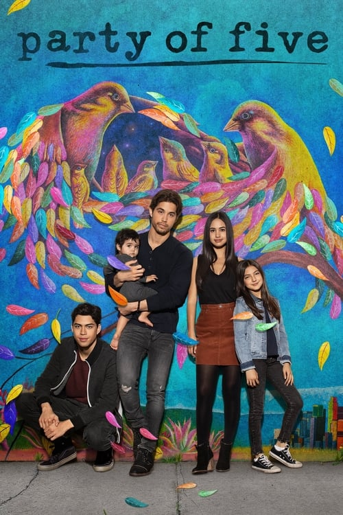 Poster della serie Party of Five