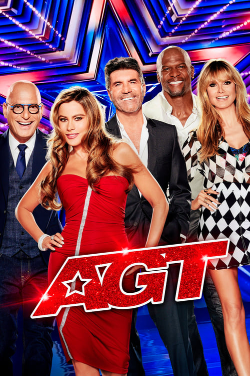Poster della serie America's Got Talent