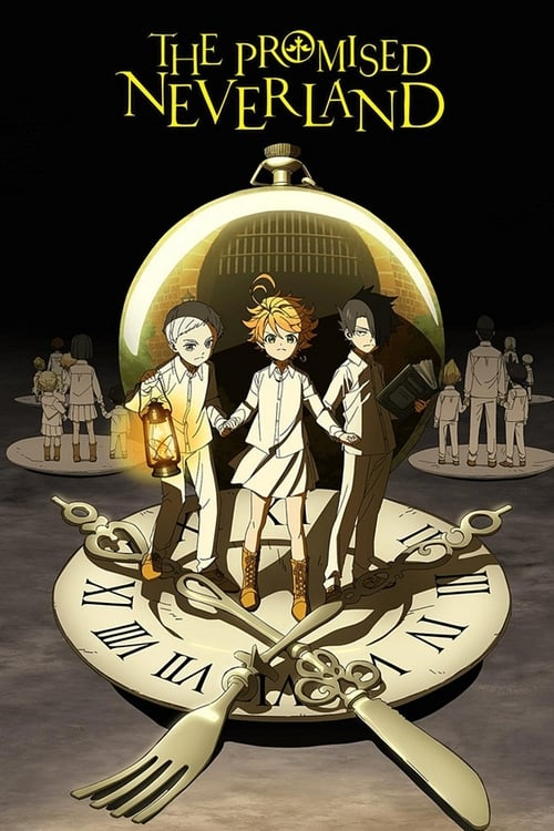 Poster della serie The Promised Neverland