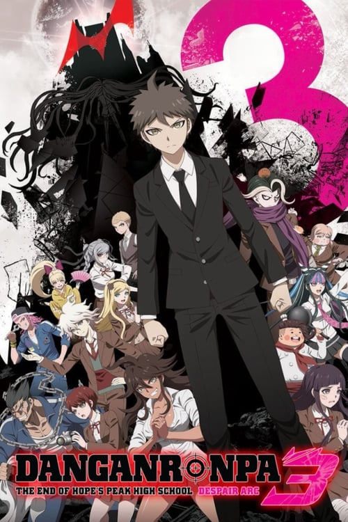 Poster della serie Danganronpa 3 - The End of Hope's Peak Academy Side - Despair