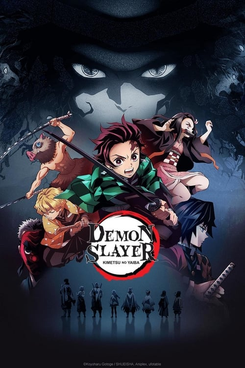 Poster della serie Demon Slayer: Kimetsu no Yaiba