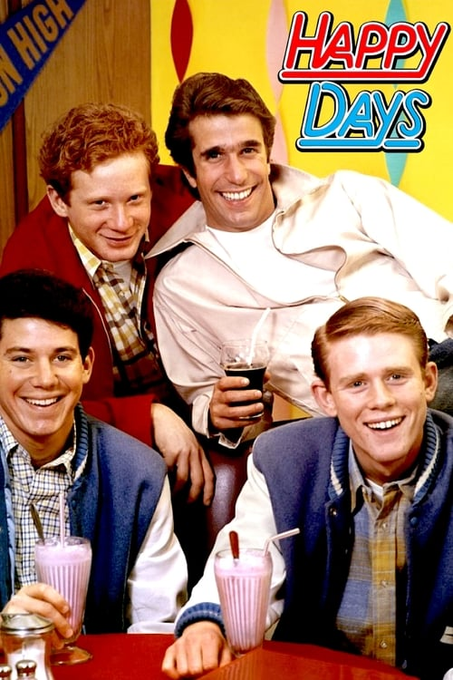 Poster della serie Happy Days