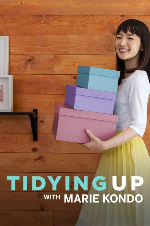 Poster della serie Tidying Up with Marie Kondo