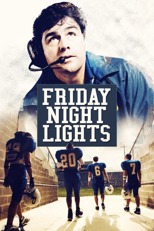 Poster della serie Friday Night Lights