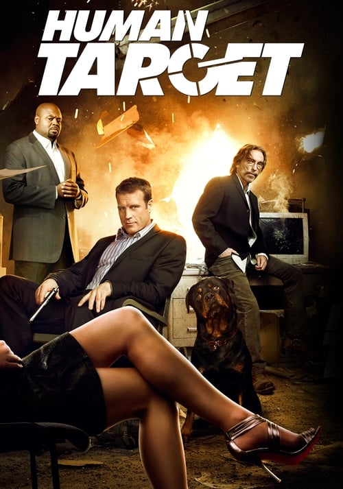 Poster della serie Human Target